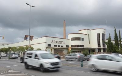 La UAB negocia amb l'Ajuntament obrir una seu a l'Artèxtil | Roger Benet