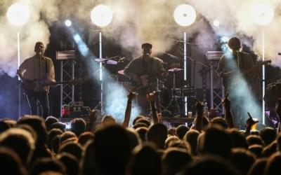 El concert de Novedades Carminha, a l'Embassa't 2019 | Arxiu
