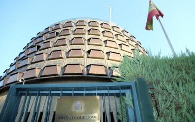 Façana del Tribunal Constitucional | ACN
