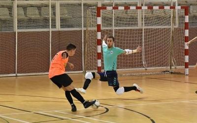El rival de l'Escorial, l'Olímpic Floresta, ja va jugar contra l'Arrahona rascant un empat (3-3) del Pavelló del Nord | Grups Arrahona