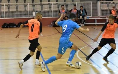 Imatge del partit de l'Arrahona al Pavelló del Nord, on enguany jugarà com a local | Instagram - @susi.341
