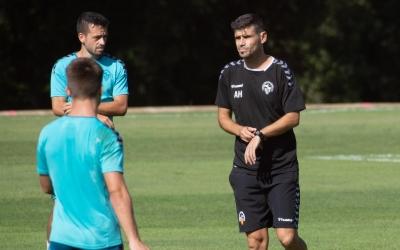 Hidalgo espera confirmar la millora del seu equip davant el Leganés | Roger Benet