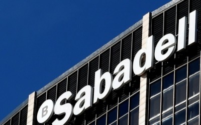 Seu central del Banc Sabadell a Barcelona | Arxiu