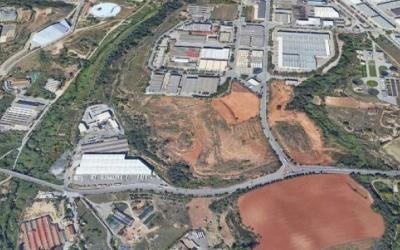 Imatge aeria del Parc Empresarial | Cedida