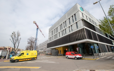 Hospital de Sabadell   Roger Benet