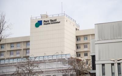 Façana de l'Hospital de Sabadell | Roger Benet