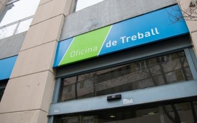 Baixada de l'atur a Sabadell durant el mes de setembre | Roger Benet