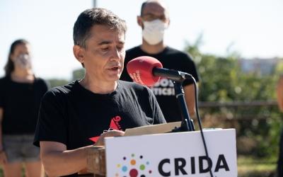 Lluís Perarnau, regidor de la Crida | Roger Benet