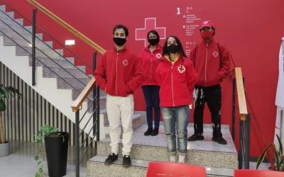 Una desena d'advertits en la primera nit de sensibilització de Creu Roja | Cedida