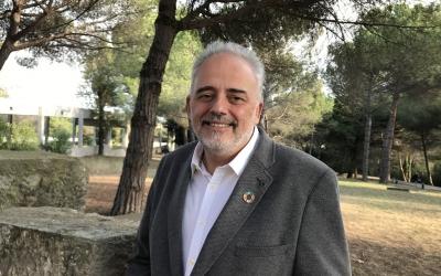 Javier Lafuente, en una foto d'arxiu | Cedida