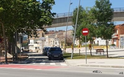 Carril bici que ha d'unir Sabadell i Sant Quirze | Cedida