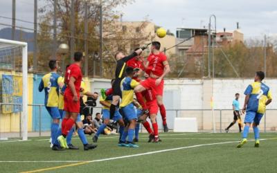 L'any passat la Guineueta va golejar 0-4 a Ca n'Oriac | Sandra Dihör