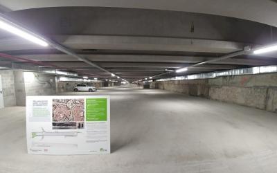Les obres de l'aparcament de l'estació Sabadell Nord acabaran el 21 de desembre | Pere Gallifa