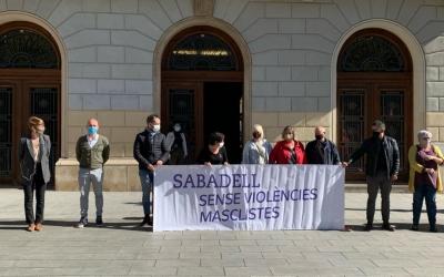 Concentració de rebuig a les 12 del migdia a la plaça de Sant Roc | Roger Benet