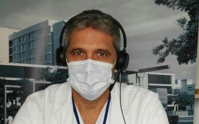 Enrique Casado, col·laborador de la investigació i responsable de la unitat de Metabolisme Ossi del Taulí