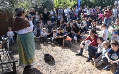 La Festa de la Tardor, en una de les edicions anteriors/ Arxiu
