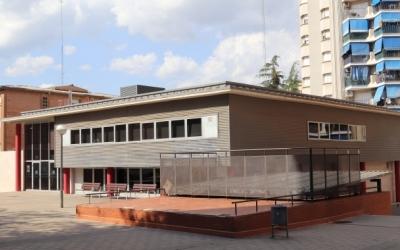 Imatge del centre cívic de la Concòrdia | Cedida