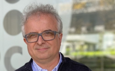 Daniel López Codina investigador del grup de Biologia Computacional i Sistemes Complexos   UPC
