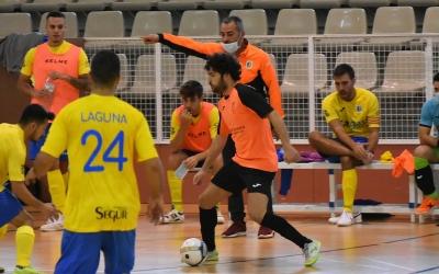 El Grups Arrahona va firmar una gran segona meitat per superar el CCR Castelldefels | Cedida