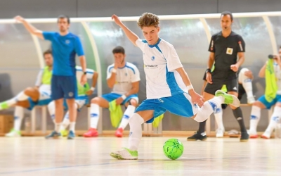 El Club ha guanyat els quatre partits que ha jugat fins ara | CNS futbol sala