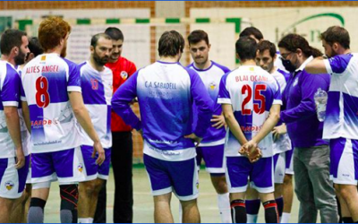 El Creu Alta Sabadell Handbol torna aquest cap de setmana davant el Sant Esteve Sesrovires | Jordi Vilas @Casabadell