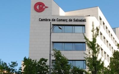 Seu de la Cambra de Comerç de Sabadell/ Cedida