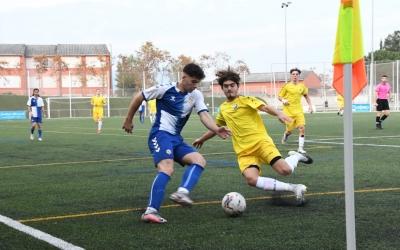 El juvenil arlequinat ve de guanyar el Huesca a Olímpia | FutBaseCES