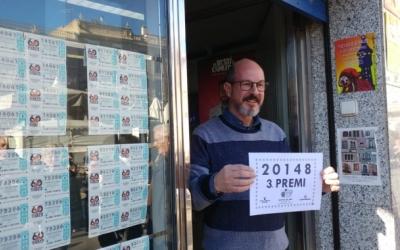 Falta un mes per al sorteig de la Grossa de Nadal | Roger Benet