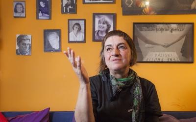 Una de les fotografies dels viatges a Bòsnia present a l'exposició | Oriol  CasanovasPuigjaner