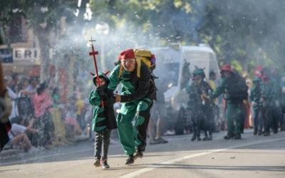 Els Diables de La Creu Alta | Roger Benet