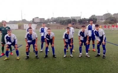 L'equip de Miki Lladó tractarà de refer-se dissabte vinent davant l'SD Huesca | @FutBaseCES