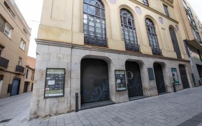 Façana del Teatre Principal | Roger Benet