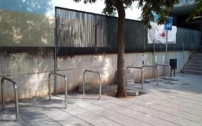 Aparcaments de bicis de la ciutat/ Ajuntament de Sabadell