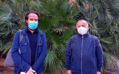 Edu Navarro i Josep López/ Karen Madrid