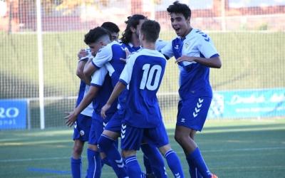 El Sabadell juvenil va estrenar-se amb un empat a Olímpia | CE Sabadell
