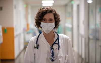 Marta Navarro. directora del Servei de Malalties Infeccioses de l'Hospital de Sabadell | Roger Benet