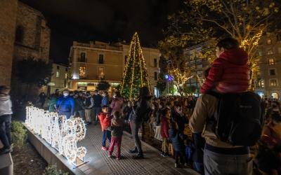Ambient nadalenc al Centre de la ciutat | Roger Benet