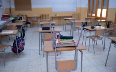 Imatge d'una classe buida   Roger Benet