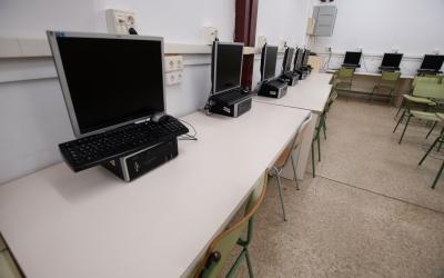 Aula d'informàtica | Roger Benet