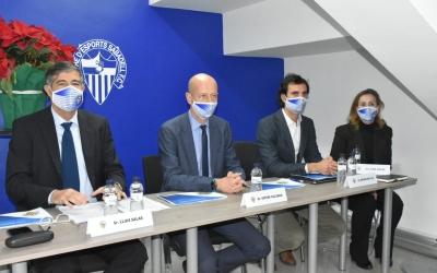 Salas, Calzada, Batlle i Navés, a la Junta d'avui | CES