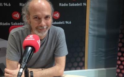 Jordi Fité, a Ràdio Sabadell | Arxiu