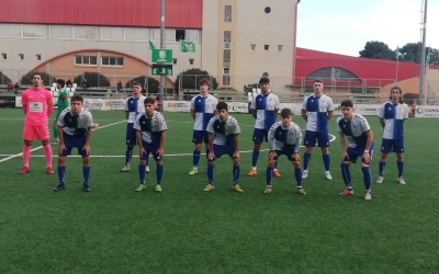 L'autor del gol arlequinat, Marcel Oliva, no estava en l'onze inicial | FutBaseCES