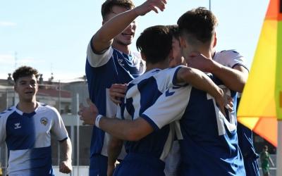 És el segon triomf seguit del juvenil del Sabadell | FutBaseCES