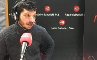 Xavier Pellicer, quan va concórrer a les eleccions del 2017, en el lloc 45 | Arxiu
