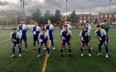 El juvenil del Centre d'Esports Sabadell no podrà comptar amb Gausachs al derbi vallesà | @futbaseces