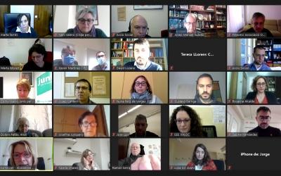 Presentació de la Diagnosi de l'àmbit de la discapacitat a Sabadell 2020   Cedida