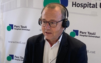 Joan Martí, director general del Taulí/ Cedida Taulí