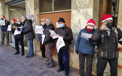 LaFAVScanta una nadala amb les seves peticions a l'ICS | Pau Duran
