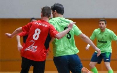 Marc Pagès creu que el mostra la classificació no és del tot real | Futsal Pia