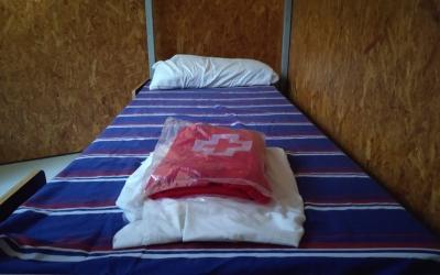 El Molí de Sant Oleguer compta amb una capacitat de 30 llits | Pau Duran